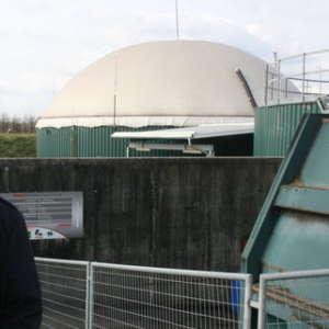 Biogas Strem